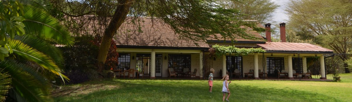The Best Lodge for Family in Lake Naivasha, Kenya.
