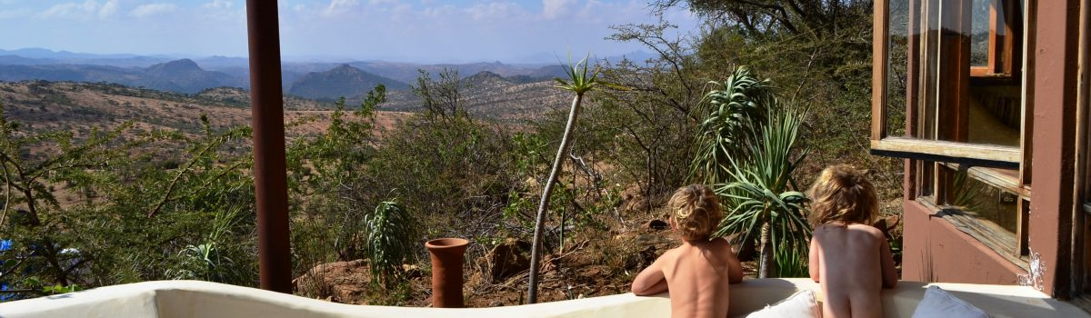 The Ultimate in Family-time & Relaxation … The Sanctuary at Ol Lentille, Laikipia