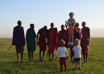The Real Thing, A Safari at Offbeat Mara, Kenya