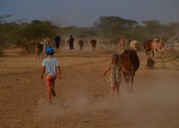 Real Culture, Real Wilderness, Real Kenya … & kids love it!