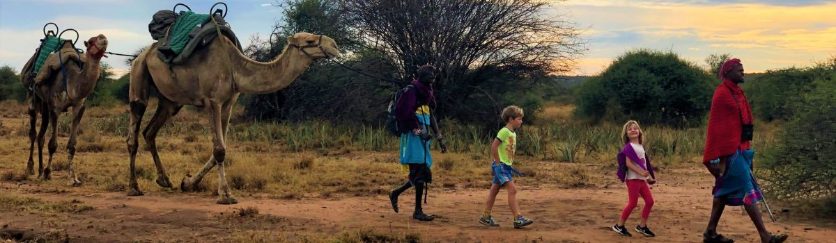 A Perfect Family Adventure Safari, in Kenya