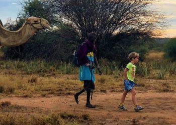 A Perfect Family Adventure Safari, in Kenya