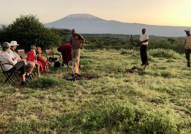 Elephant Gorge - Kalama - Amboseli - Kenya (112.5)