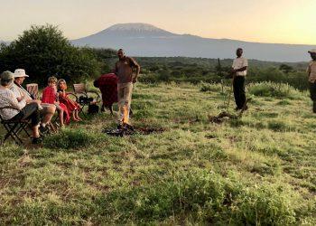 The Ultimate Off-the-Beaten Track, Multigenerational Adventure… in Kenya