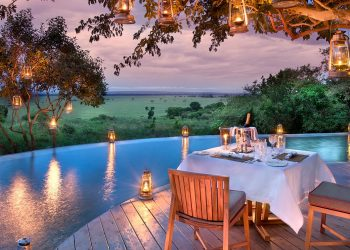 My Favourite Places, with Swimming Pools, in the Maasai Mara, Kenya